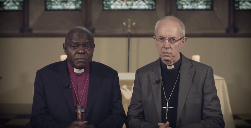 archbishops-tell-churches-to-be-prepared-for-'all-reasonable-eventualities'-in-updated-coronavirus-guidance